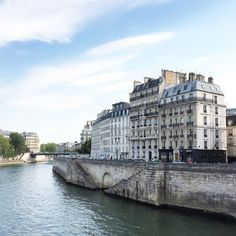 Dreaming of sunset strolls along the Seine in Paris.