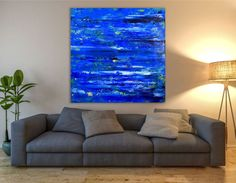 Buy Close to the shore (Atlantico), Acrylic painting by Nestor Toro on Artfinder. Discover thousands of other original paintings, prints, sculptures and photography from independent artists.