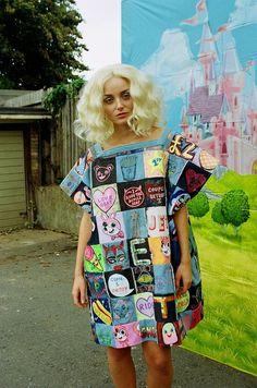Josephine Pettman: Phiney Pet | South East London, England, U.K. | s/s 2015
