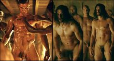 naked nude bennett Manu