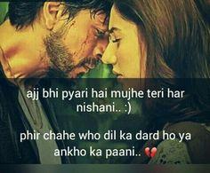 Qushi to aapne bus thoda diya lekin aap to hame gham aur tears me dubadiya .thanks alot for your love