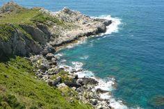 Coast near Milazzo, Sicily