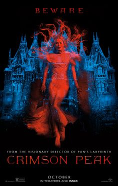 First Trailer For Guillermo Del Toro's 'Crimson Peak' – Starring Mia Wasikowska, Jessica Chastain, Tom Hiddleston, Charlie Hunnam