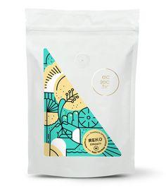 Bratislav Milenkovic | Reko Ethiopia #packaging #design