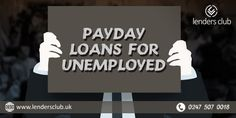 Payday loans for the unemployed people offer a much-needed financial help for those, who need an instant financial assistance during the unemployment. In the UK, these loans are especially provided on favourable terms and conditions.