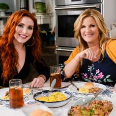 Trisha's Southern Kitchen, Twice Baked Sweet Potatoes, Full Episodes, Food Network Recipes, Georgia, Bbq, Cook, Meals, Dishes
