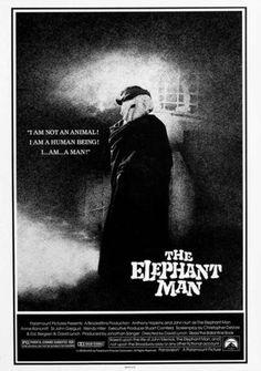 The Elephant Man - Mini Print