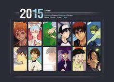 2015 anime sports