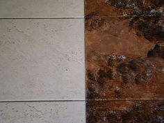 Stain Your Ceramic Tile