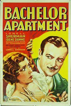 MovieArt Original Film Posters - BACHELOR APARTMENT (1931) T21681, $950.00 (https://www.movieart.com/bachelor-apartment-1931-t21681/)
