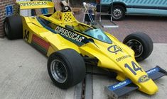 Classic Car For Sale – 1979 Fittipaldi - Retro Race Cars Slot Cars, Race Cars, Grand Prix, Nascar, F1 Lotus, Emo, Speed Racer, Formula 1 Car, First Car