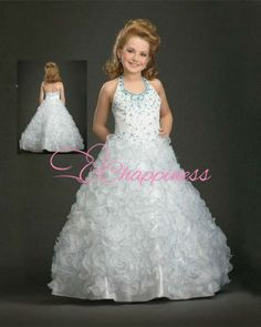 An 8 year old discount toddler formal dresses girls birthday dresses
