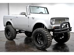 1965 International Harvester : Scout