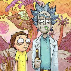 《Rick and Morty》