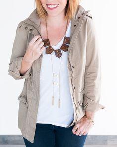 Size Medium Maddox Field Jacket - Cents Of Style - 3