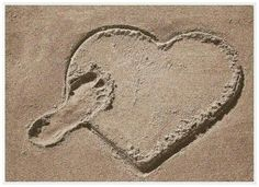 """""""Many people will walk in and out of your life, but only true friends will leave footprints in your heart"""""""