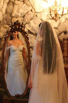 Bride gown & wedding gown :)