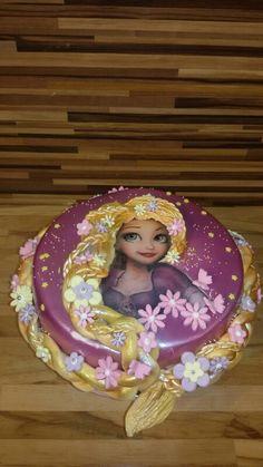 Rapunzel /Tangled cake
