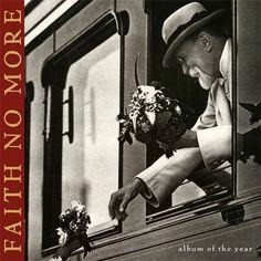 Faith No More - Album of The Year 180g 2LP September 9 2016