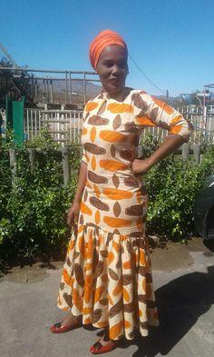 Nice Shweshwe Dresses for Women 2018 / 2019 Shweshwe Dresses, African Dress, 2d, Wrap Dress, Two Piece Skirt Set, Nice, Skirts, Women, Style