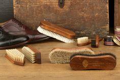 Hochwertige Schuhbürsten