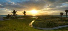 1st Sunrise of 2013 - Miami Beach