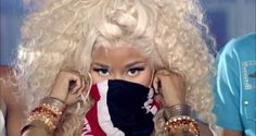Nicki Minaj (29), real name Onika Tanya Maraj, was born in St James, Trinidad. At age five she moved to Queens, New York to be with her mother and though living in America Nicki heads to her homeland to re-create the essence of Carnival for her upcoming Pound The Alarm music video.  Though the entire video will not be shoot in Trinidad about 500 people were recruited to appear in the shoot.