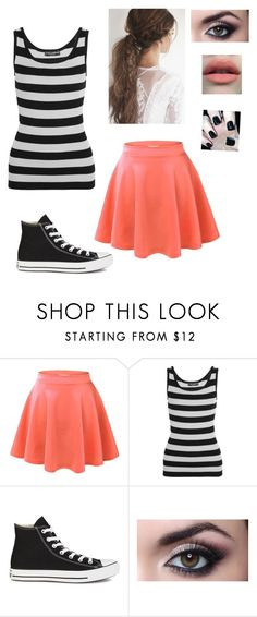 """Summer"" by polindy ❤ liked on Polyvore featuring Dolce&Gabbana and Converse"