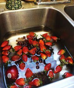Fruit & Vegetable Wash