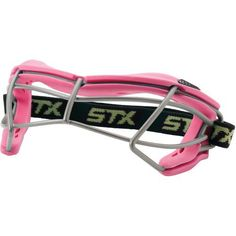 STX Lacrosse Girl's Rookie Dual Sport Goggles, Pacific Blue/Lime Green by STX. $29.99. The most popular dual sport goggle for lacrosse and field hockey just got smaller. Designed for the youngest players the Rookie is smaller than the 4Sight + youth goggle for a better fit and increased visibility for young players.