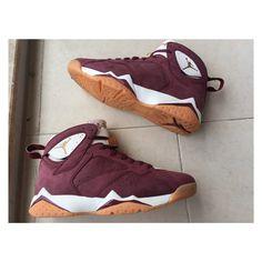 sports shoes cdb08 3ffb2 Air Jordan 7 Cigar For Sale,Air Jordan 7 Retro Cigar,Air Jordan 7 Champagne  Air Jordan 7 Champion Cigar 725093-630