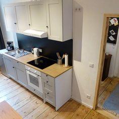 Knoxhult Ikea, Ikea Hack, Kitchen Dining, Dining Room, Home Bedroom, Interior Inspiration, Basement, New Homes, Interior Design