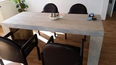 Dining Table, Rustic, Furniture, Home Decor, Dining Room Table, Rustic Feel, Dinning Table Set, Retro, Home Furnishings