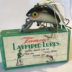 Layfield Fishing Lure
