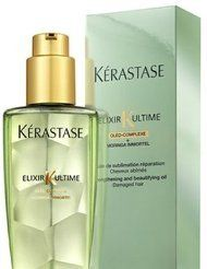 Kerastase Elixir Ultime with Immortal Moringa for Damaged Hair >>> Continue to the product at the image link.