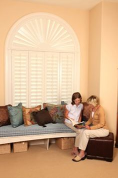 Blackout Shades, Sheer Shades, Vinyl Shutters, Window Coverings, Custom Wood, Blinds, Entryway, Architecture, House