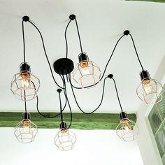 Lampa Loft 046