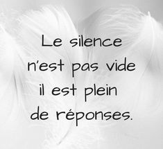 personal development expert-expert en développement personnel The silence is not empty, it is full of answers.