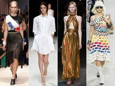 5 Stunning Paris Fashion Week Spring/Summer 2014 Trends