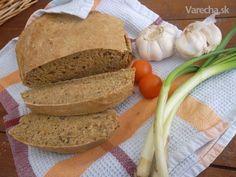 Rýchly nekysnutý celozrnný chlieb Ham, Basket, Bread, Hams