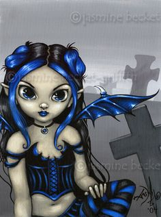Jasmine Becket-Griffith!
