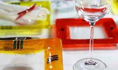 bright colored plates