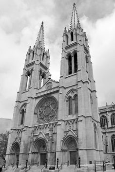 Cathedral in Downtown Denver, Colorado