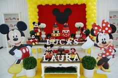 Aniversário Laura e Lucas