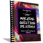 Free Machine Quilting Patterns | Linda Matthews: Textile Artist & Creative Explorer