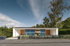 House B10 by Werner Sobek