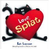 """We originally borrowed the """"Scaredy-cat Splat"""" book from the library and enjoyed it so much we went back to find another. I love this book even more! (though both are awesome, as I am sure the others are as well.)"""