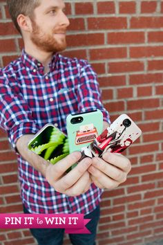 Re-pin to win a GelaSkins HardCase for your iPhone! Winners will be selected June 3rd. #gelaskins #gelaskinspintowin www.gelaskins.com