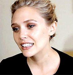 Elizabeth Olsen natural makeup - saint of sass