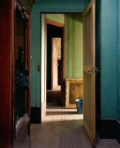 """Interior Color. Christophe Dugied's work """"Les terrasses"""""""